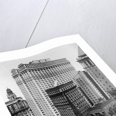 The Equitable Building, New York by Corbis