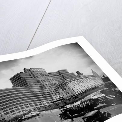 Starrett-Lehigh Building, New York by Corbis