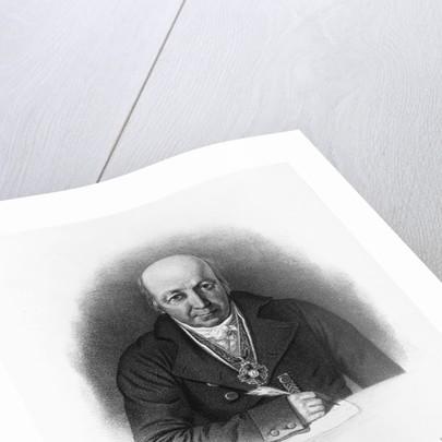 Aleksandr Andreevich Baranov by Corbis