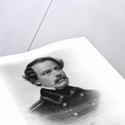 General Robert E. Lee Engraving by O'Neill