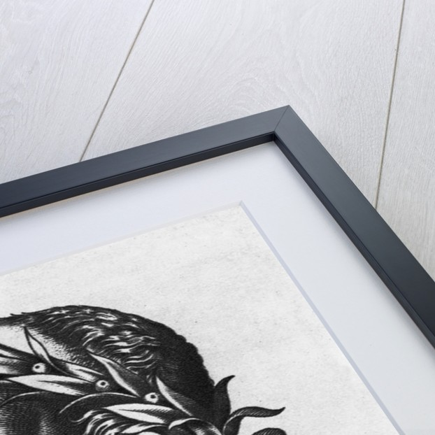 """Print of """"HERACLITUS FLORVIT OLYMP"""" by Corbis"""