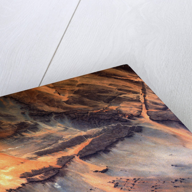 Amojjar Pass in Mauritania by Corbis