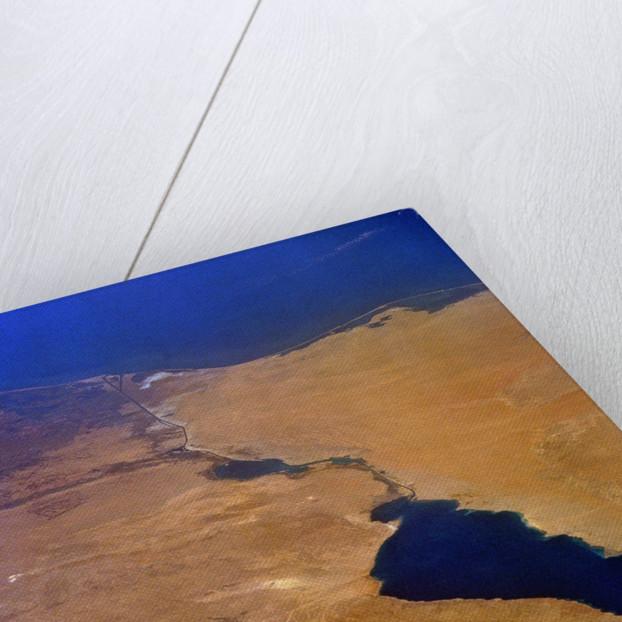 Suez Canal by Corbis