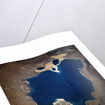 Qinghai Lake by Corbis