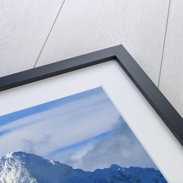 Mountain Peak in Saint Elias Range by Corbis