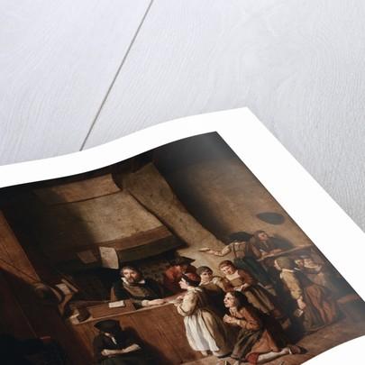 The Schoolroom by Jan Joseph Horemans I