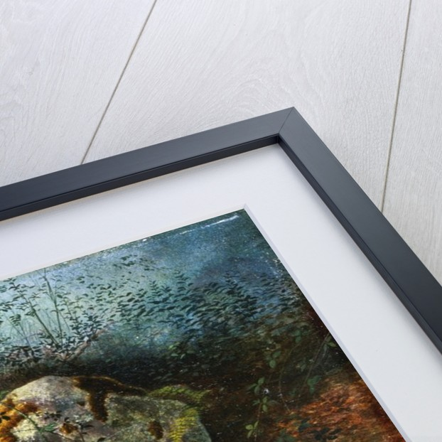 Newlay Wood by John Atkinson Grimshaw