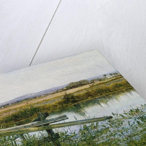 The Riverside by John Edward Newton