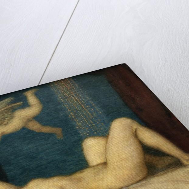 Danae and the Golden Shower by Franz von Stuck