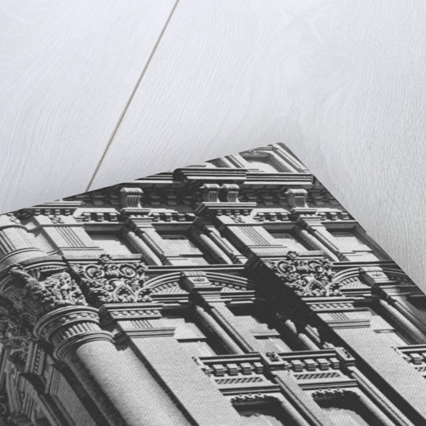 Exterior Detail of the Potter Building by Corbis