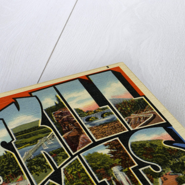 Greeting Card from Catskill Mountains by Corbis