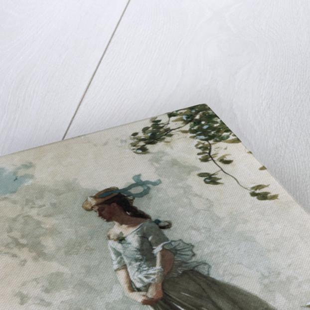 Fresh Air by Winslow Homer
