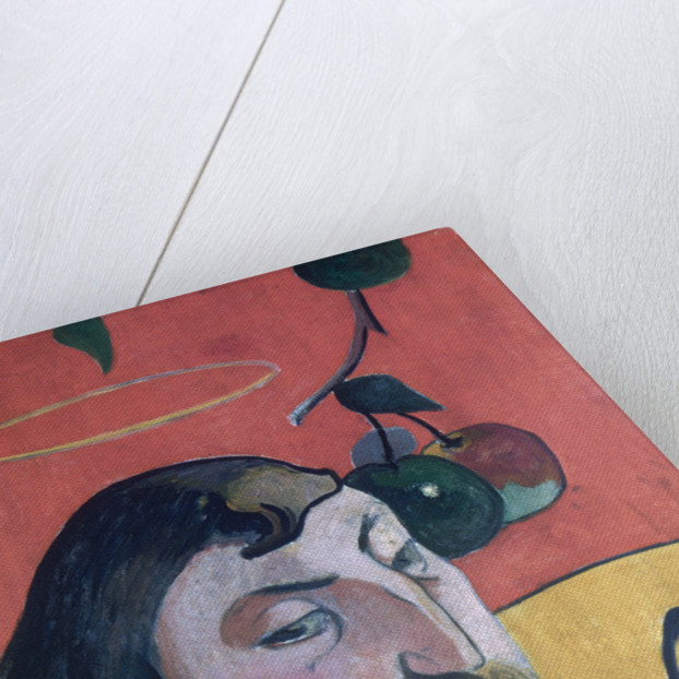 Self-Portrait by Paul Gauguin