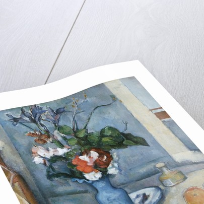 The Blue Vase Posters Prints By Paul Cezanne
