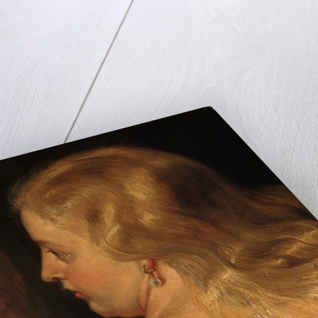 Detail of The Toilet of Venus by Peter Paul Rubens