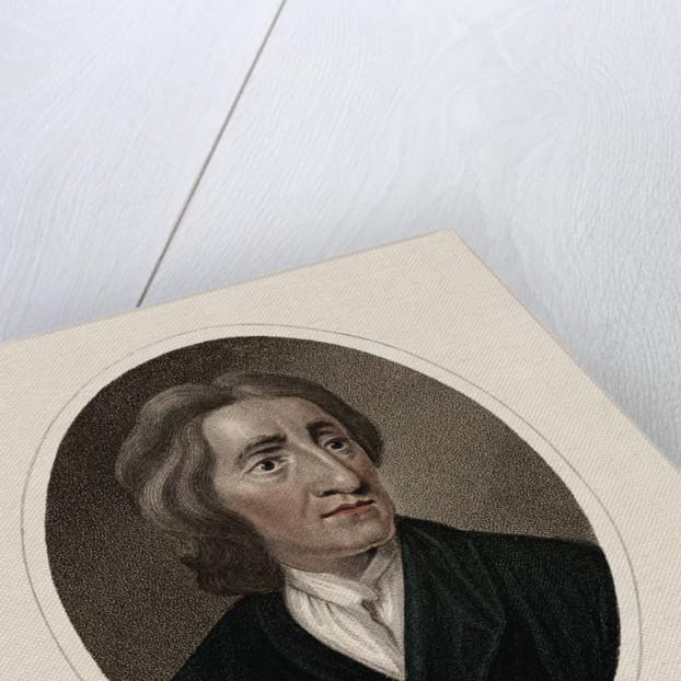 Philosopher John Locke by Corbis