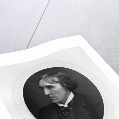 Actor Sir Henry Irving by Corbis