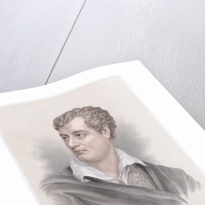 Lord Byron by Corbis