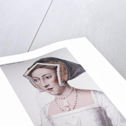 Jane Seymour by Corbis