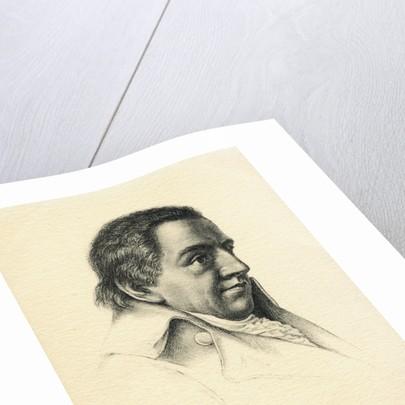 Portrait of Johann Gottlieb Fichte by Corbis