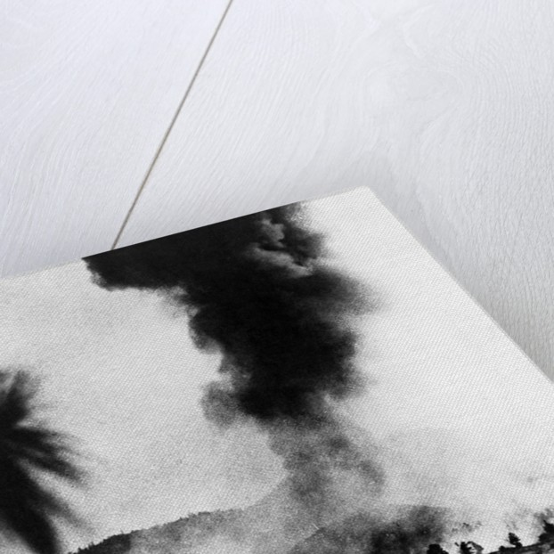 Ash Cloud From Paricutin by Corbis