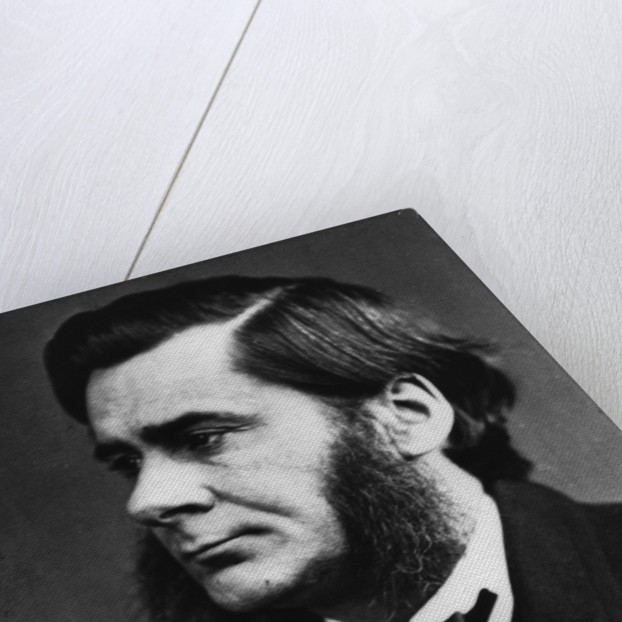 Biologist Thomas Henry Huxley by Corbis