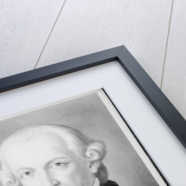 Immanuel Kant, German Philosopher (1724-1804) by Corbis