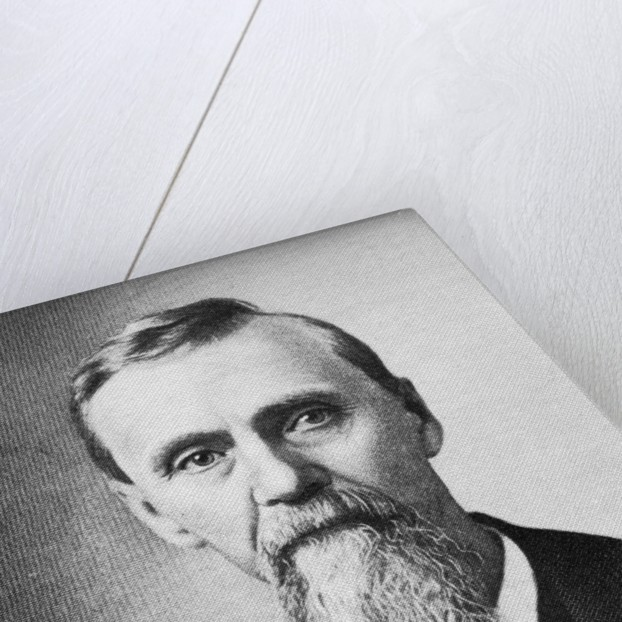 Portrait of Andrew Taylor Still by Corbis