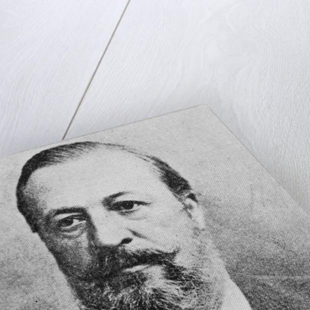 Nikolaus Otto by Corbis
