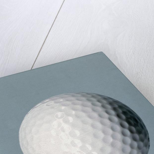 Golf Ball by Corbis