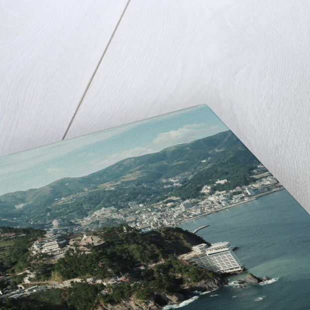 Atami Coast Resort on Izu Peninsula by Corbis