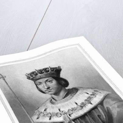 Louis XII by Delannoy