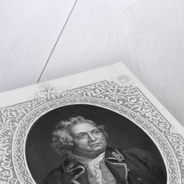 Portrait of Israel Putnam American Revolutionary by Corbis