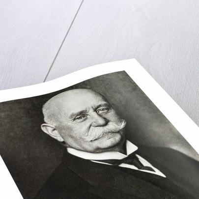 Ferdinand Graf von Zeppelin by Corbis