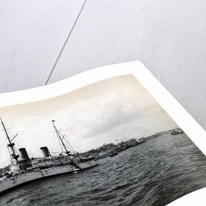 U.S.S. Olympia, Dewey'S Flagship, Battle by Corbis
