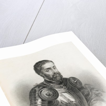 Portrait of Ferdinand I by Corbis