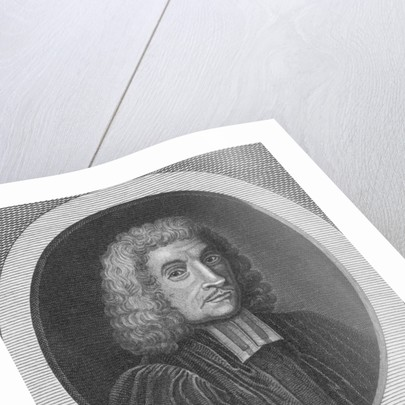 Engraving of John Ray by Corbis