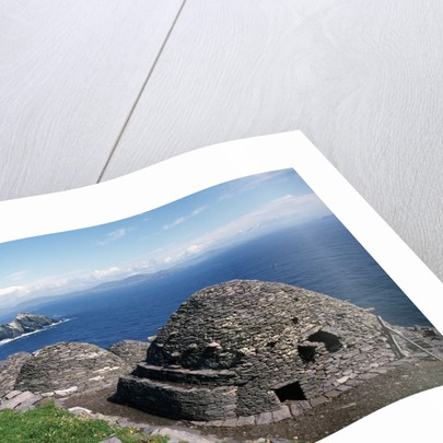 Early Christian Monastery, Skellig Michael by Corbis