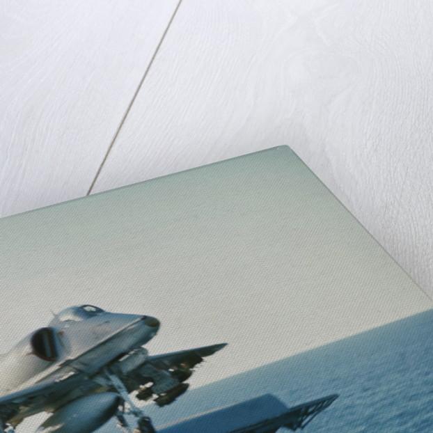 A-4 Skyhawk Taking Off by Corbis