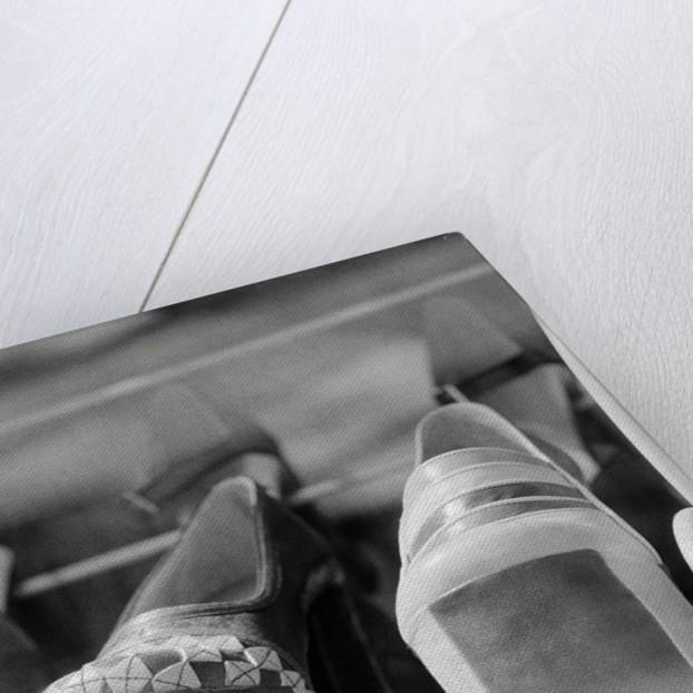 High Platform Shoes by Corbis