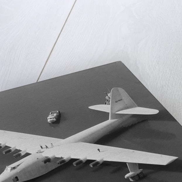 "Howard Hughes' ""Spruce Goose"" by Corbis"