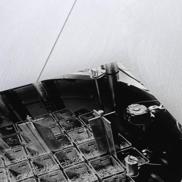 Experimental Core in Nuclear Ship Savannah by Corbis