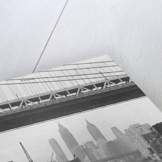 Cityscape, Manhattan, 1944 by Corbis