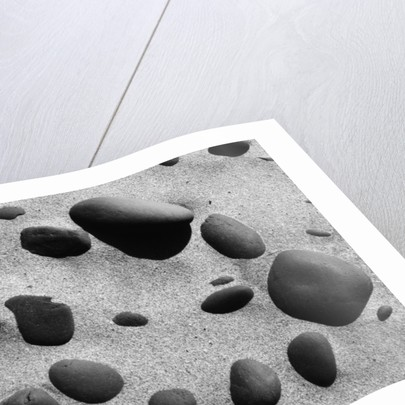 Rocks and Sand by Corbis