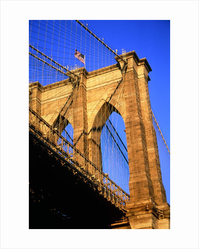 Brooklyn Bridge by Corbis