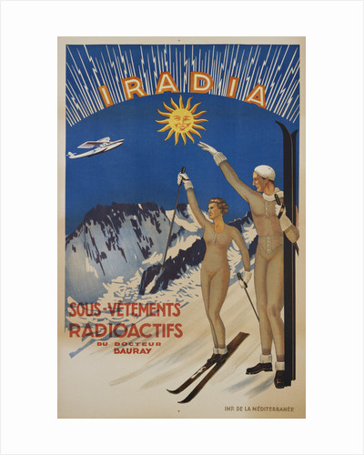 Iradia Poster by Corbis