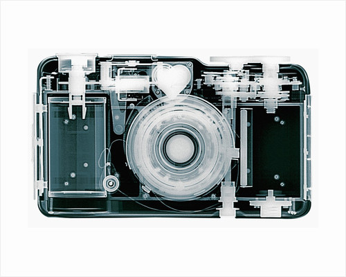 X-ray of Camera by Corbis