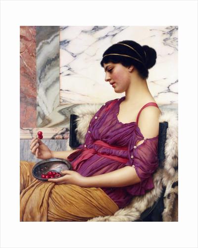 Ismenia by John William Godward