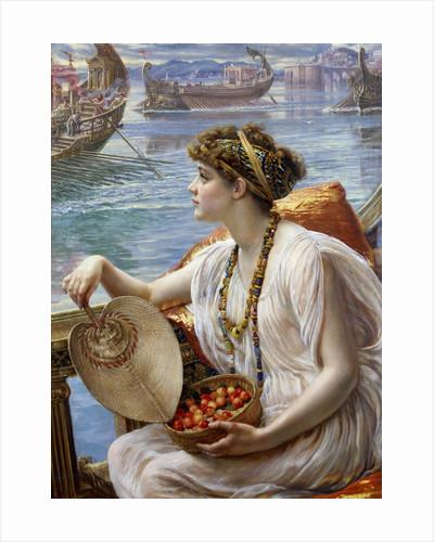 A Roman Boat Race by Edward Poynter