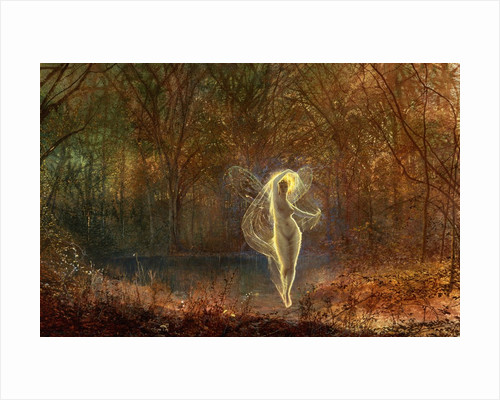 Dame Autumn Hath a Mournful Face by John Atkinson Grimshaw